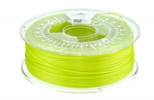 Filament PLA Silk Spectrum 1.75mm Unmellow Yellow 1kg
