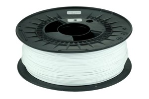 Filament PET-G Zadar 1.75mm Biały 1kg