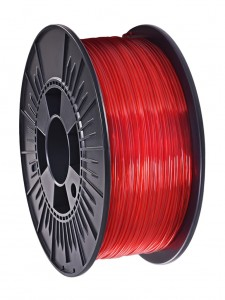 Filament PET-G Nebula 1.75mm Rubin Red 1kg