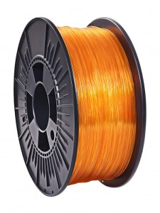Filament PET-G Nebula 1.75mm Sunset Yellow 1kg