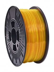 Filament PET-G Nebula 1.75mm Yellow Gold 1kg
