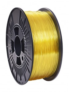 Filament PET-G Nebula 1.75mm Yellow Lemon 1kg