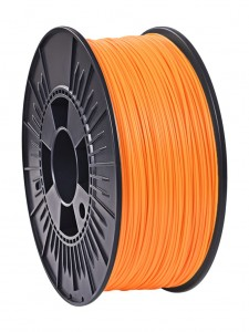 Filament ABS 702 Nebula 1.75mm Orange Fluo 1kg