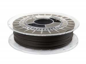 Filament Wood PLA Spectrum 1.75mm Ebony Black 0.5kg