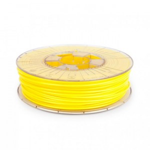 Filament PLA PRI-MAT 3D 1.75mm Sulfur Yellow 0.8kg