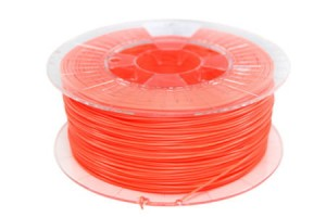 Filament PLA Spectrum 1.75mm Fluo Orange 1kg