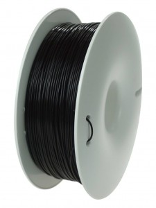 Filament Nylon PA12 Fiberlogy 1.75mm Black 0.85kg