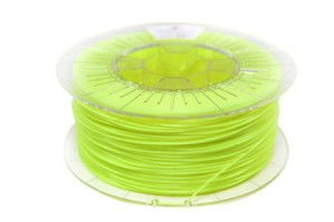 Filament PLA Spectrum 1.75mm Fluo Yellow 1kg