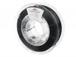 Filament Spectrum S-Flex 90A 1.75mm DEEP BLACK 0.25kg