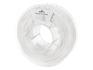 Filament Spectrum S-Flex 90A 1.75mm POLAR WHITE 0.25kg