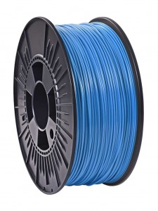 Filament PET-G Nebula 1.75mm Watercolor Blue 1kg