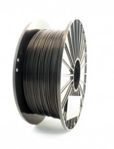 Filament PET-G F3D 1.75mm Czarny 0.2kg
