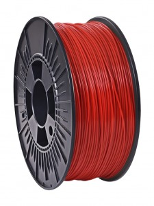 Filament PLA Nebula 1.75mm Fire Red 3kg