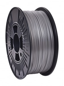 Filament PET-G Nebula 1.75mm Arctic Silver 1kg (1)