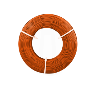 Filament Easy PLA Refill Fiberlogy 1.75mm Orange 0.85kg