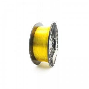 Filament PET-G F3D 2.85mm Transparent Yellow 0.2kg