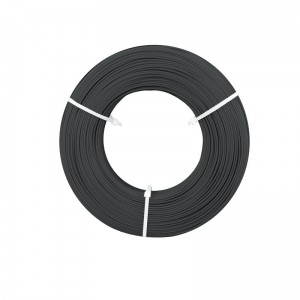 Filament Easy PLA Refill Fiberlogy 1.75mm Graphite 0.85kg