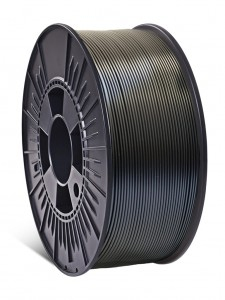 Filament PET-G Nebula 1.75mm Carbon Black 1kg