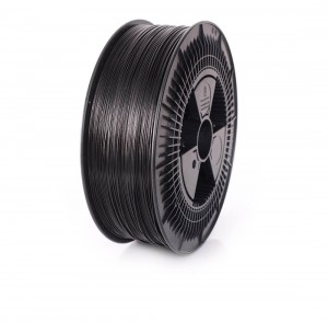 Filament PET-G + CF ROSA 3D 1.75mm Czarny 3kg
