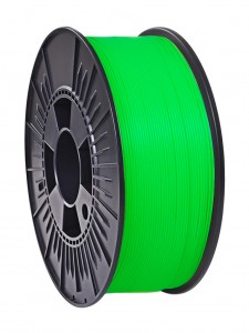 Filament PLA Nebula 1.75mm Green Fluo 1kg