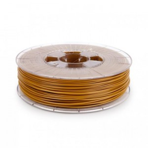 Filament PLA PRI-MAT 3D 1.75mm Green Brown 0.8kg