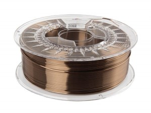 Filament SILK PLA Spectrum 1.75mm Cinnamon Bronze 1kg