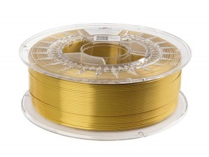 Filament SILK PLA Spectrum 1.75mm Glorious Gold 1kg