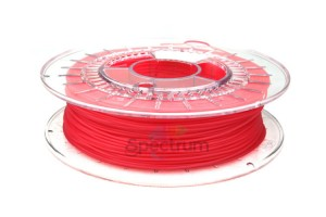 Filament Thermoactive PLA Spectrum 1.75mm Red 0.5kg