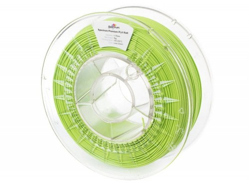 Filament-Spectrum-PLA-Matt-1-75mm-1kg-Lime-Green